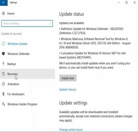 What to Do When Your Windows Update is Stuck | WhatsaByte