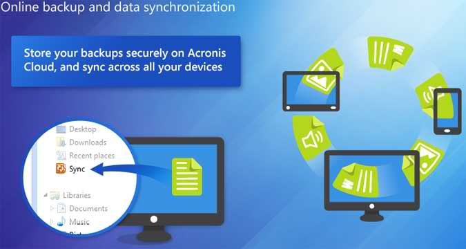 Online Backup and Data Synchronization