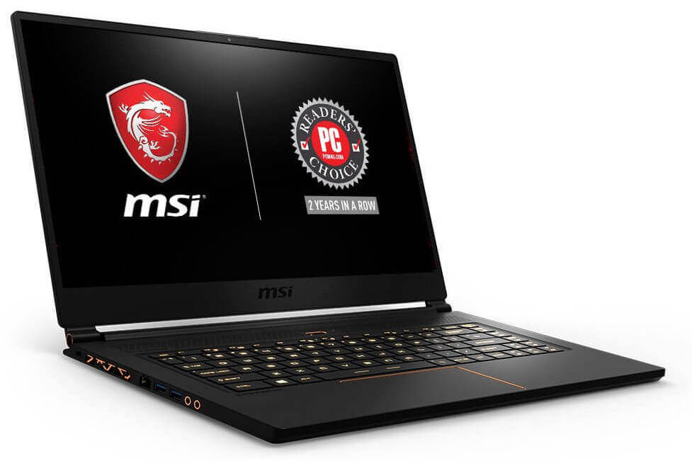 MSI GS65 Stealth THIN 300x203