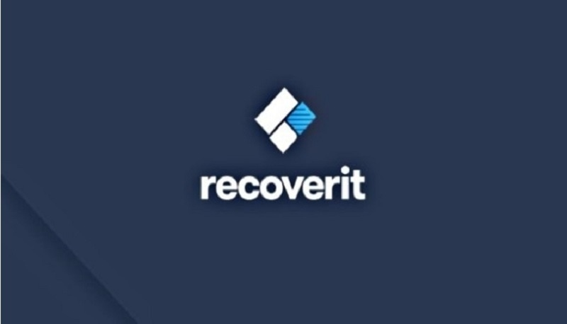 Recoverit Data Recovery Software Mac logo