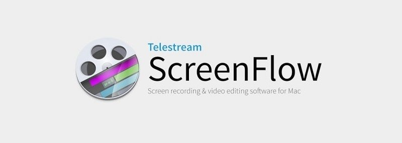 Screenflow Video Editing and Screen Recording logo