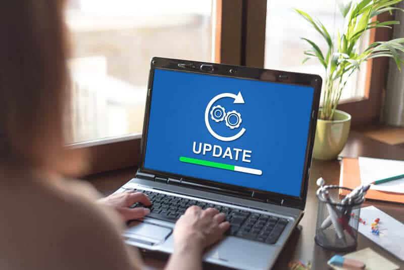 Update Touchpad Driver for Windows 10