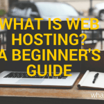 What is Web Hosting 150x150