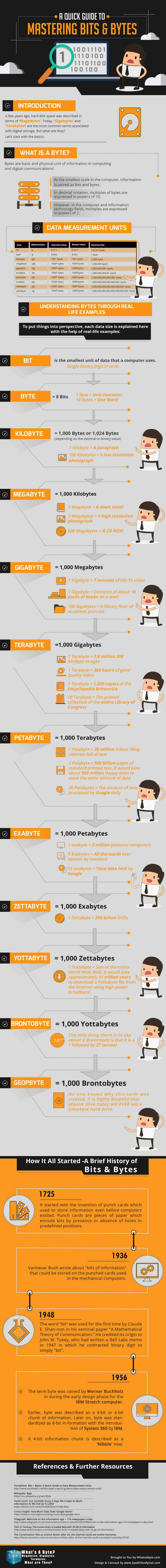 Whatsabyte Bits and Bytes Infographic 1
