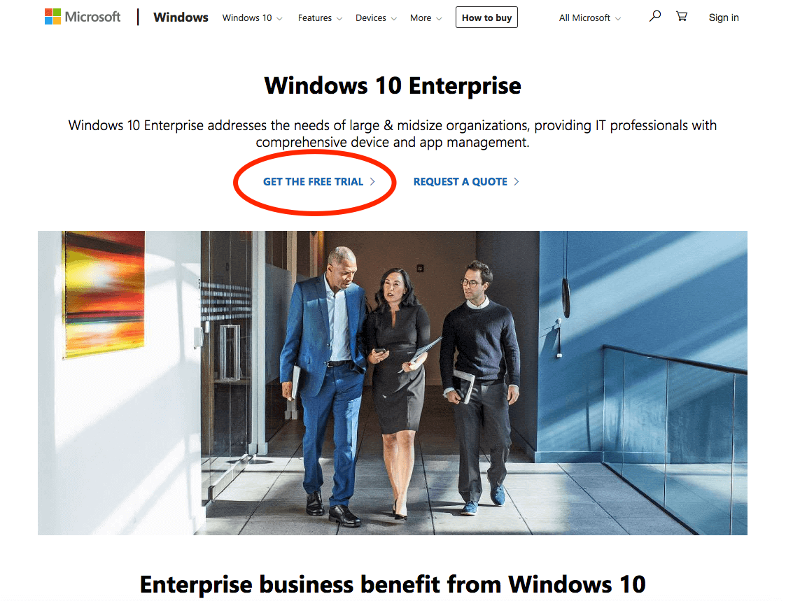 Windows 10 Enterprise Website 1024x783