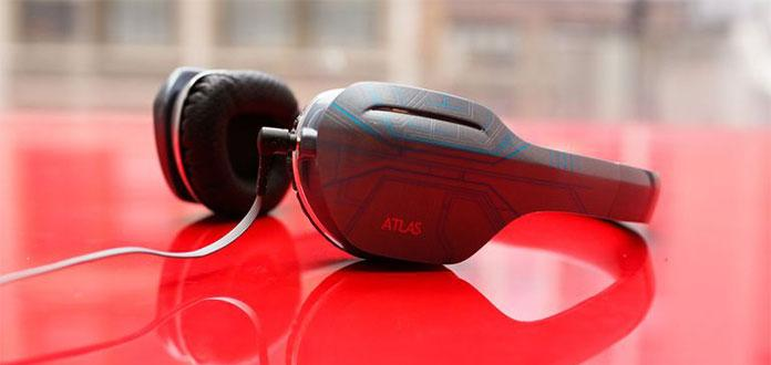 Atlas On-Ear Headphone