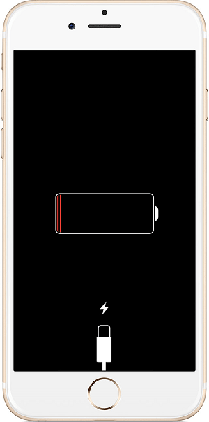 iphone charging error