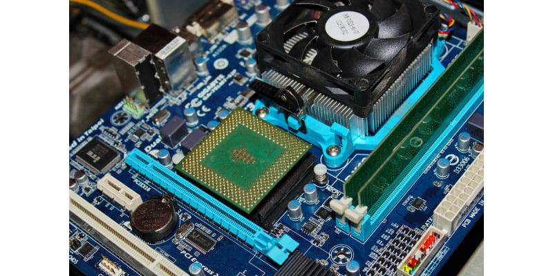 ram motherboard