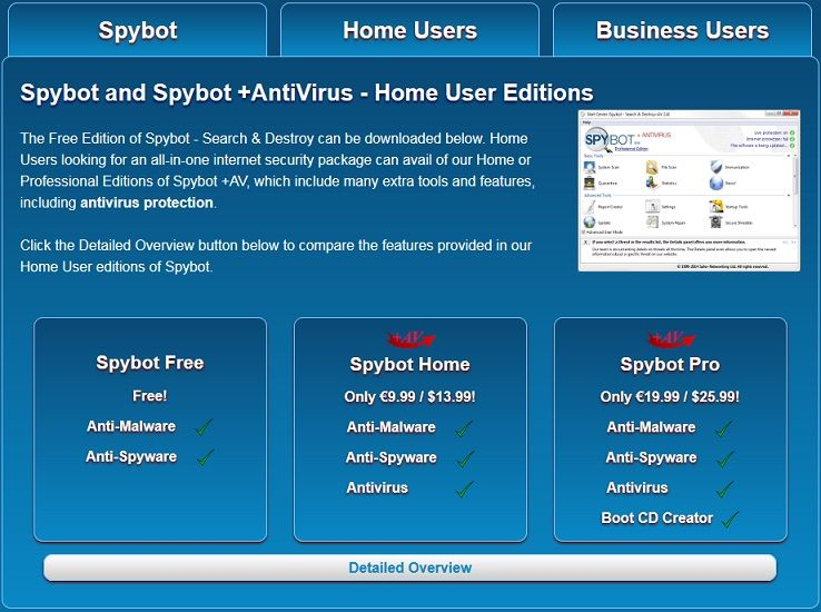 SpyBot - How To Remove Adware